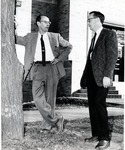 Roland Leipholz and Lynn E. Trank by University Archives