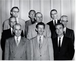 Industrial Arts Faculty, 1957-58 by University Archives