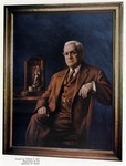 Charles P. Lantz Portrait by University Archives