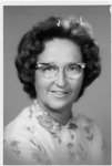 Betty G. Ruyle Muller by University Archives