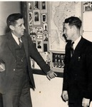 Earl S. Dickerson and Marvin F. Smith by University Archives