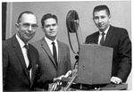 Audio-Visual Center Personnel, 1959-60 by University Archives