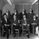 Social Sciences Faculty, 1963-64 by University Archives