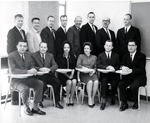 Speech Faculty, 1963-64 by University Archives