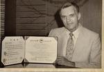 President Daniel Marvin by University Archives
