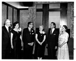 President Quincy V. Doudna And Wife Winifred, Ca 1956