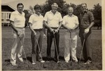 President Marvin Playing Golf