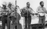 Country/Bluegrass Singing Group At President Marvin'S Farewell Picnic by University Archives