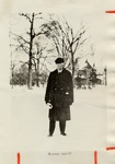 President Livingston C. Lord, Winter 1925-1926 by University Archives