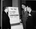 President Quincy V. Doudna Describing 1957-1959 Biennial Budget Request