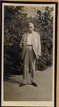 President Livingston Chester Lord In Light Colored Suit