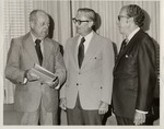 Presidents Robert G. Buzzard, Gilbert C. Fite, and Quincy V. Doudna by University Archives