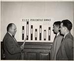 President Robert Guy Buzzard Showing Chart