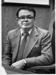 President Stanley G. Rives by University Archives