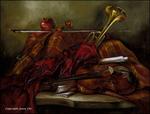 Jenny Chi: Still Life Paintings