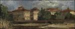 Italian Landscape I by Jenny Chi