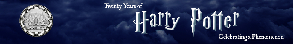 Twenty Years of Harry Potter: Celebrating a Phenomenon