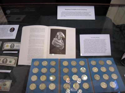 Benjamin Franklin in U.S. Currency