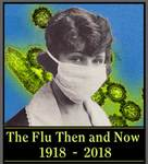 The Flu Then and Now: 1918 to 2018 by Booth Library