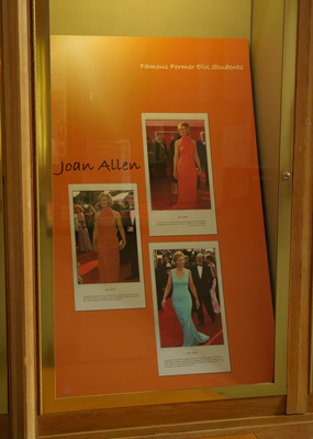 Famous Alumni: Joan Allen