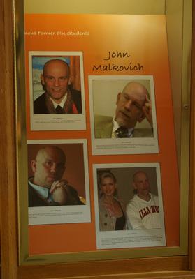 Famous Alumni: John Malkovich