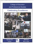 Celebrating Excellence 2016 by College of Education and Professional Studies