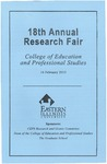 18th Annual Research Fair