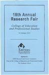 18th Annual Research Fair