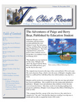 The Chat Room, Vol. 18 (December 2010)