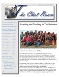 The Chat Room, Vol. 18 (September 2010) by College of Education and Professional Studies