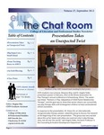 The Chat Room, Vol. 27 by College of Education and Professional Studies