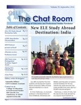 The Chat Room, Vol. 35 by Eastern Illinois University