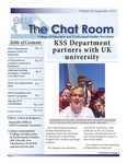 The Chat Room, Vol. 39 by Eastern Illinois University