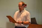 Dr. Bill Lovekamp by Bev Cruse
