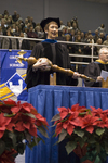Dr. Jill F. Nilsen, Commencement marshal by Beverly J. Cruse