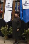 Ms. Suzan G. Braun, Faculty marshal