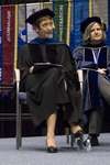 Dr. Jill F. Nilsen, Charge to the class, Dr. Bonnie D. Irwin, Dean of the Honors College by Beverly J. Cruse