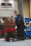 Dr. John Henry Pommier, Chairperson of Faculty Senate