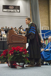 Dr. John Henry Pommier, Chairperson of Faculty Senate by Beverly J. Cruse