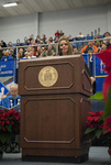 Ms. Michelle L. Murphy, Student body president