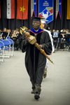 Dr. Godson C. Obia, Commencement marshal