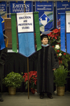 Dr. Kathleen Phillips, Faculty marshal