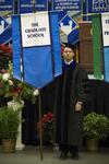 Dr. Andrew Mertz, Faculty marshal