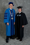 Dr. William L. Perry, President, Mr. Carl T. Mito, Charge to the class