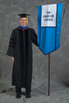 Dr. Newton E. Key, Faculty marshal