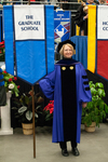 Dr. Jacquelyn B. Frank, Faculty marshal