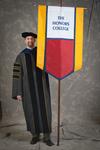 Dr. Kraig A. Wheeler, Faculty marshal