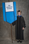 Dr. Carrie M. Dale, Faculty marshal by Beverly J. Cruse
