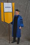 Dr. Tim Mason, Faculty marshal