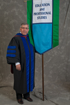 Dr. Nick R. Osborne, Faculty marshal